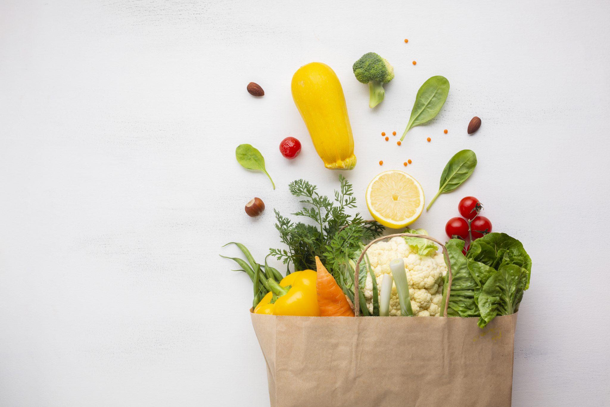 Qué verduras son más sanas si se comen crudas y cuáles es mejor cocinar