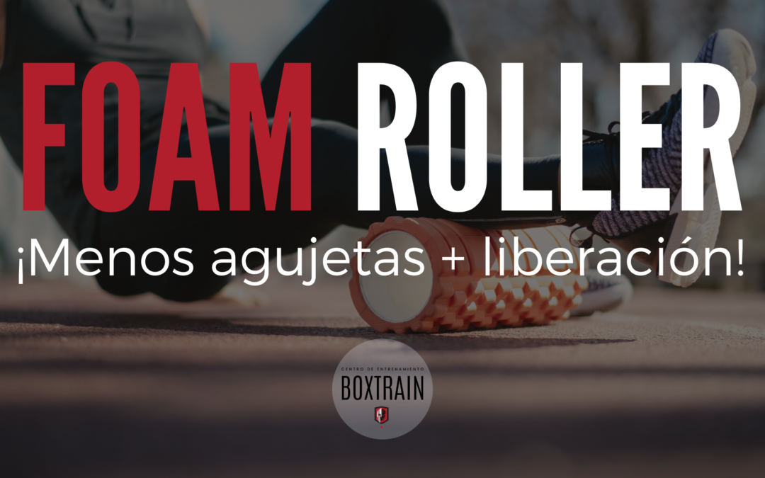 beneficios foam roller