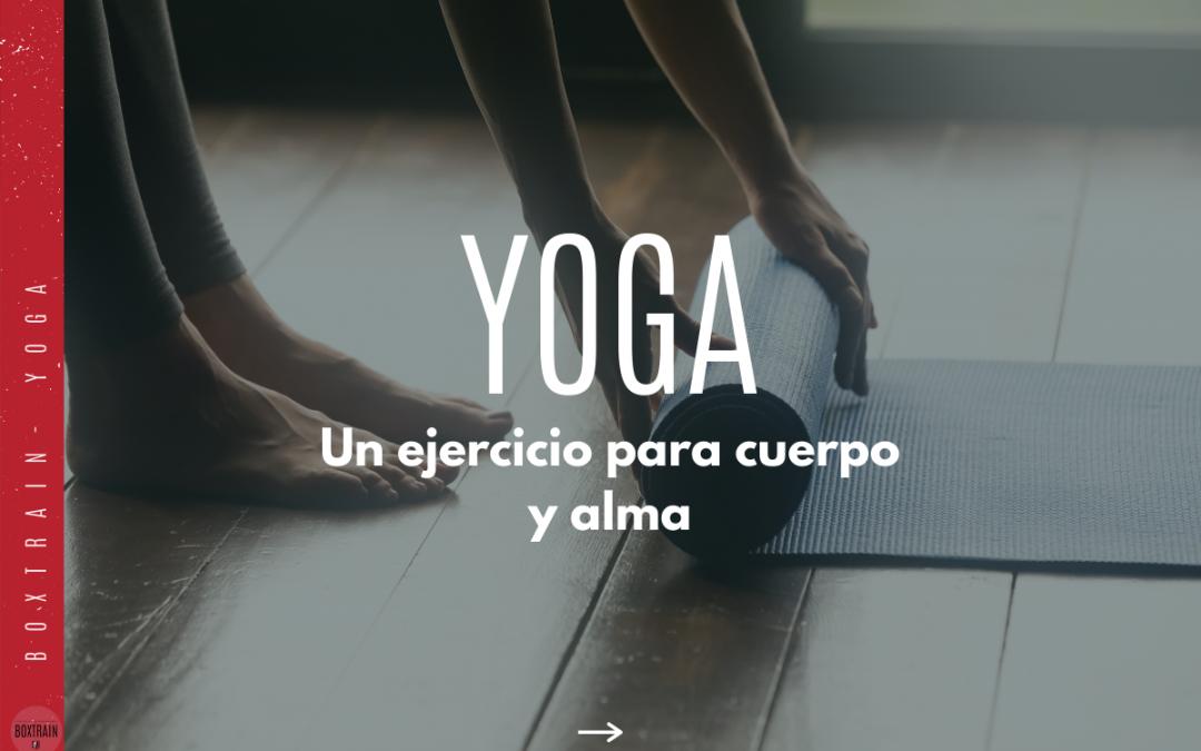 Yoga – Ejercicio para cuerpo y alma